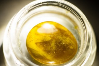 Cannabis Oil Photo: Flicker
