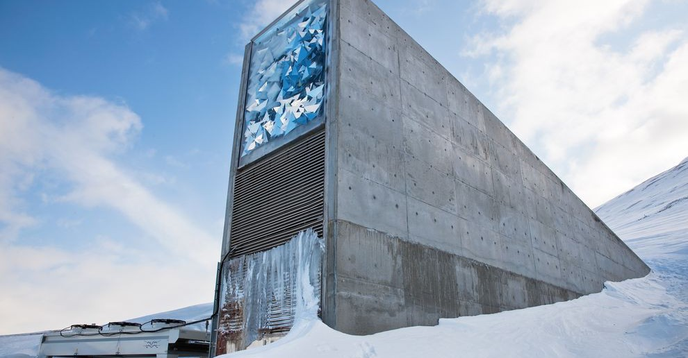 """Doomsday Vault"" in Norway contains thousands of varieties of cannabis seeds"