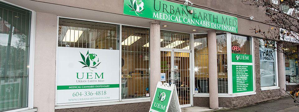 Vancouver Cannabis Shop